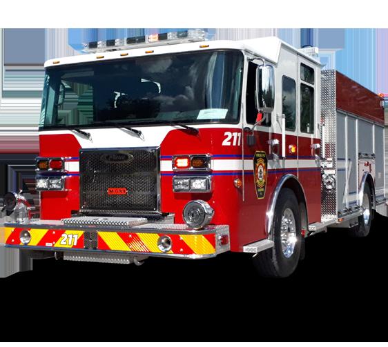 Véhicules incendie