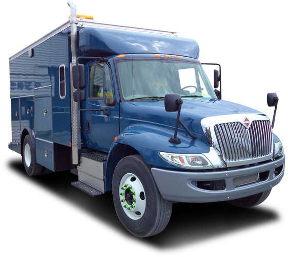 Utility trucks