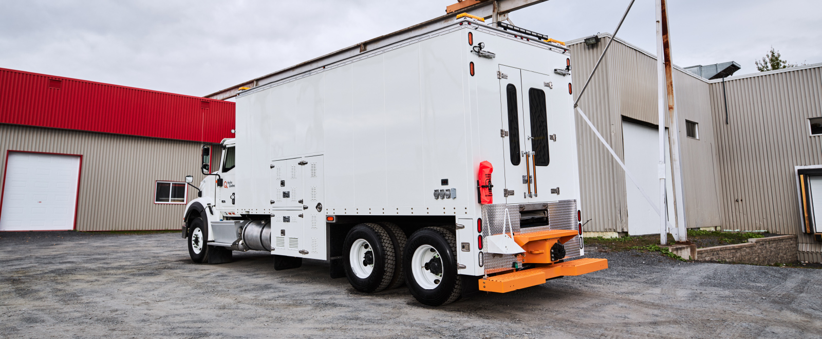 Utility Trucks & Trailers Outfitted to Meet Your Changing Needs